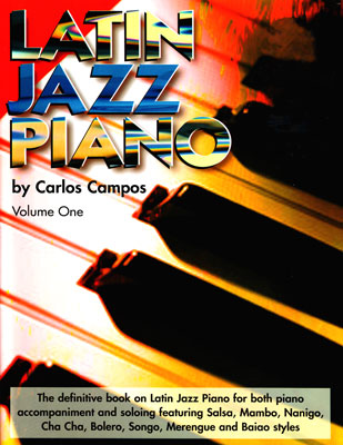Campos Music - Latin Jazz Piano, Vol  1