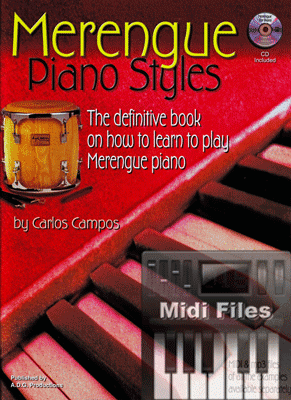 Campos Music - Merengue Piano Styles
