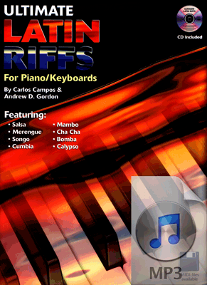 Campos Music - Ultimate Latin Riffs for Piano and Keyboards